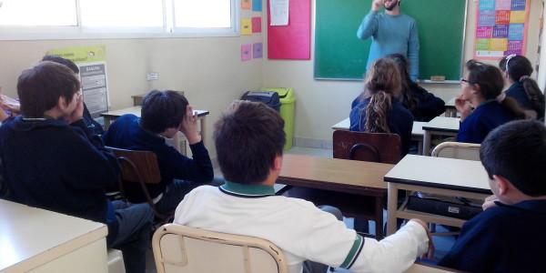 Taller de Habilidades Sociales con el Prof. Federico