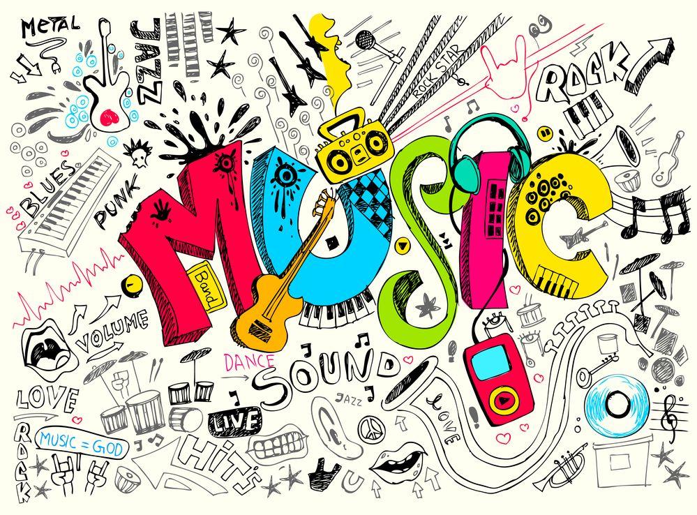 Un poco de música