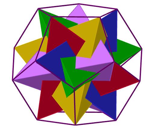 Tetraedros (Backstage Feria de Ciencias)